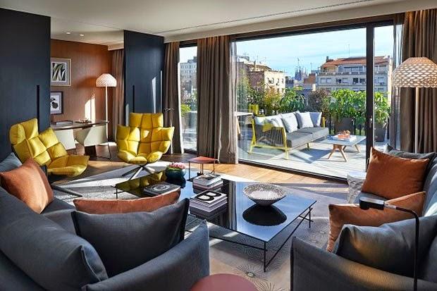 Hotel mandarin oriental barcelona patricia urquiola for Revista habitat arquitectura diseno interiorismo