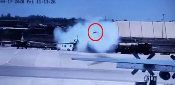 Πύραυλος ενεργοποιήθηκε κατά λάθος από αεροπλάνο και σκότωσε πέντε ανθρώπους