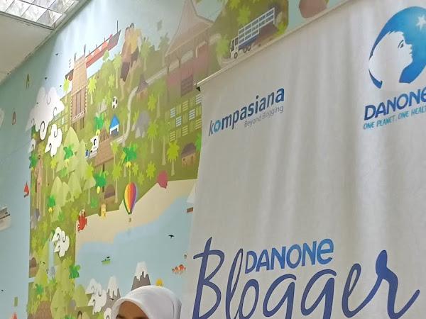 3 Hari Belajar Asyik Bersama Danone Blogger Academy - Batch 2