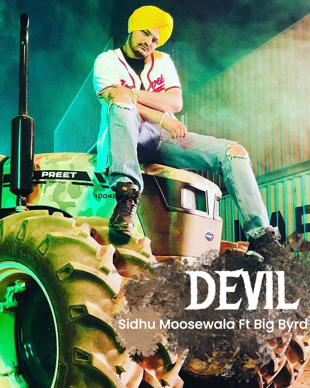 Devil Lyrics - Sidhu Moosewala Ft Big Byrd | Latest Punjabi Song