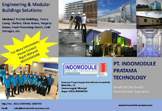 Insulated Sandwich Panel INDOMODULE