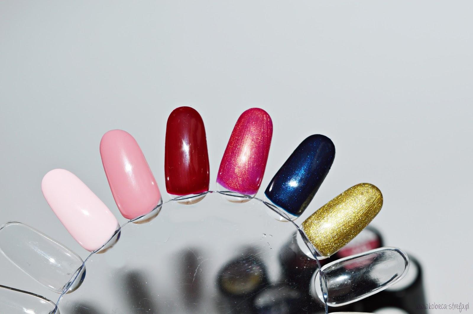 Lakiery Hybrydowe Hyco Kobieca Strefapl Blog Kosmetyczny Blog