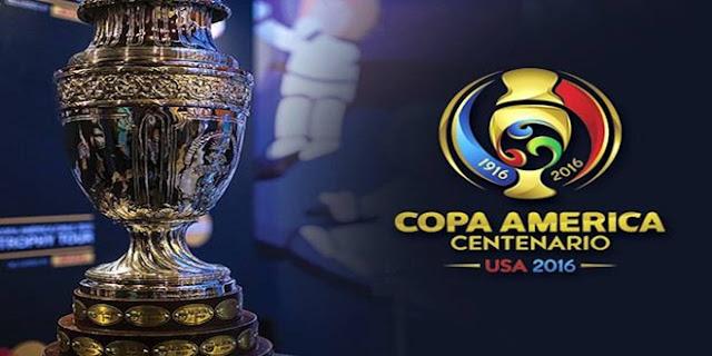 Jadwal Lengkap Sepak Bola Copa America 2016