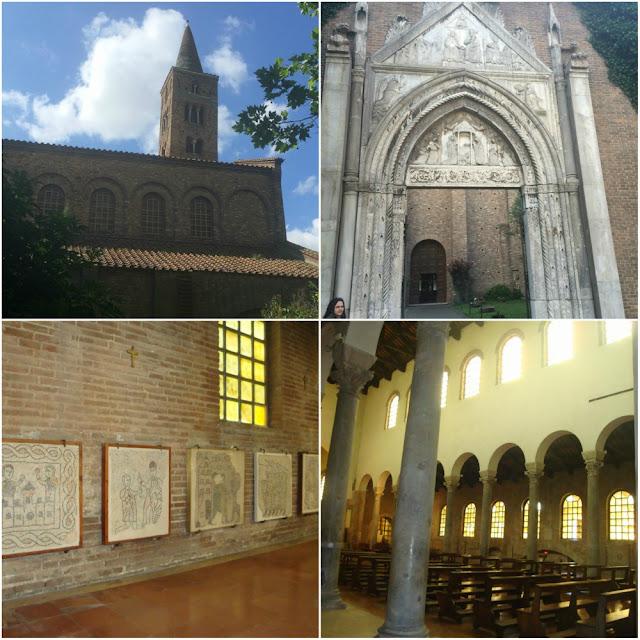 O que ver em Ravenna (Itália) além dos mosaicos? Igreja São João Evangelista