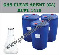 gas clean agent pengganti hallon hcfc 141b