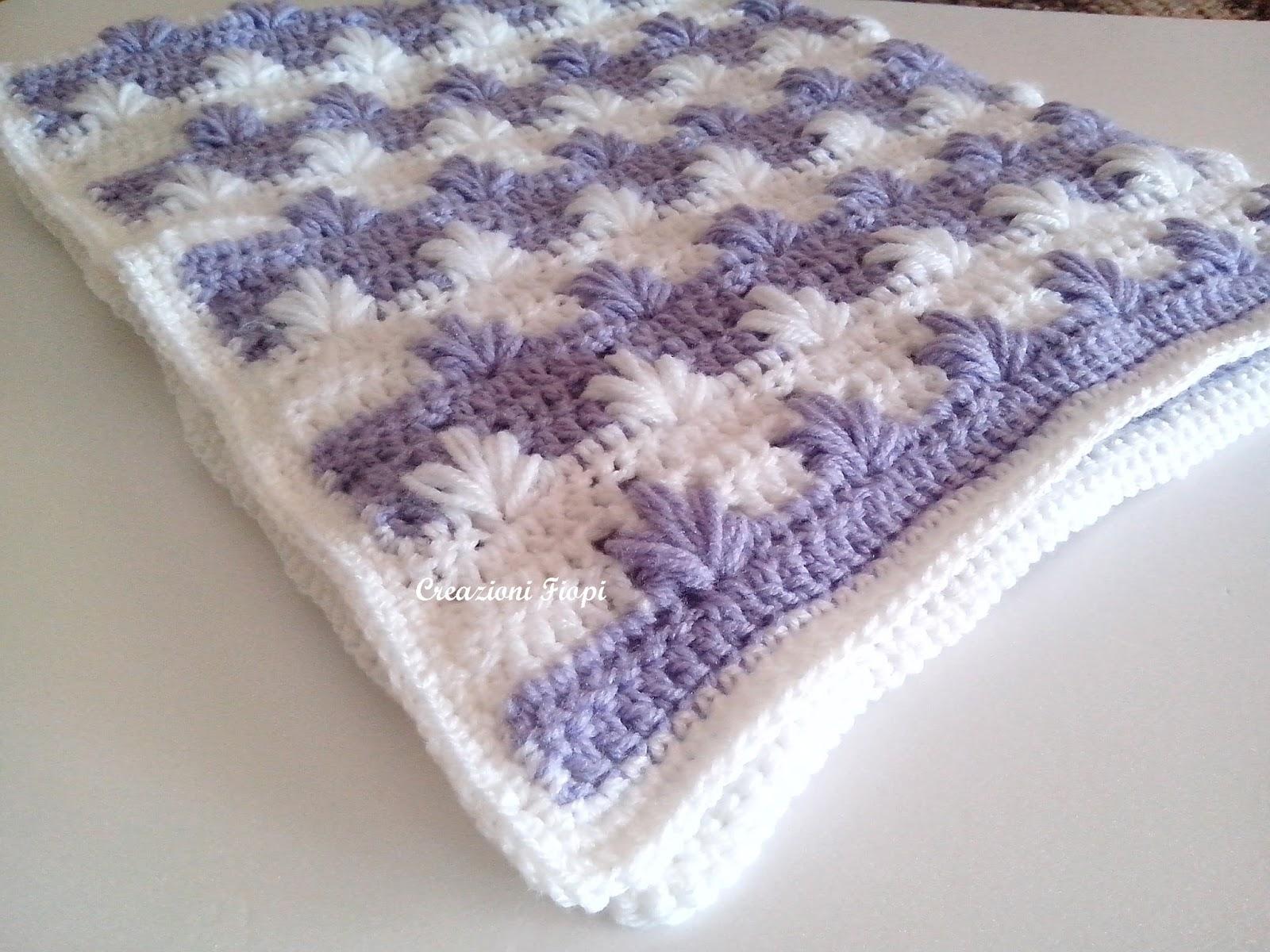 Creazionifiopi Crochet Patterns Ultima Copertina Neonato A