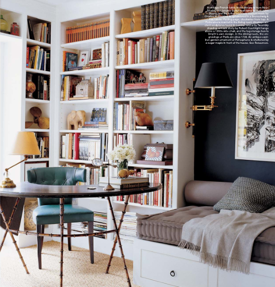 Study Home Decorating Ideas: Haus Design: Comfy And Cozy Reading Nooks