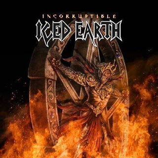 "Το lyric video των Iced Earth για το τραγούδι ""Clear The Way (December 13th, 1862)"" από το album ""Incorruptible"""
