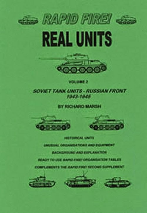 Rapid Fire Soviet Tank Units - Russian Front 1943 - 1945