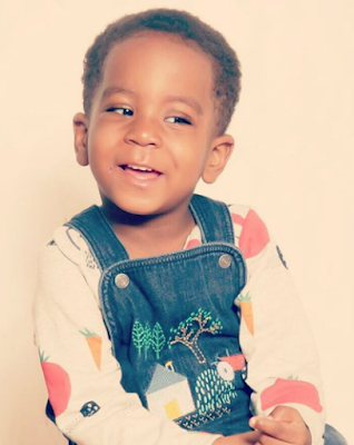 #BBNaija: TTT shares Adorable photo of his son who turned 2 today