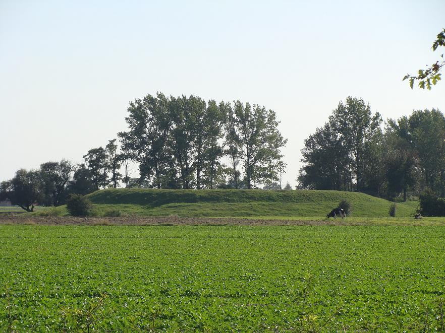 Małachowo - Złych Miejsc - piastowskie grodzisko