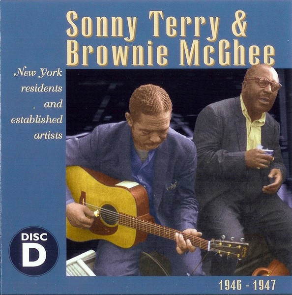 slow blues riffs by sonny terry .