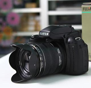Jual Kamera Bekas Fuji Finepix HS30 EXR