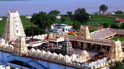 Bhadrachalam Temple in Bhadradri