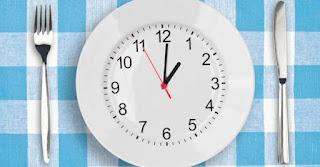 Prendre ses repas à heures fixes