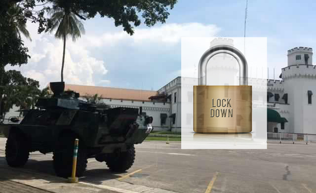 Bilibid Inmates Inirereklamo Ang Mga SAF Members Ng Harassment