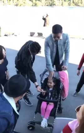 Angel Locsin had Fun Playing with Scarlet Snow Belo in New Zealand! Watch This!