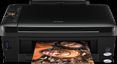 Image Epson Stylus SX218 Printer Driver