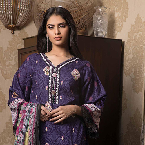 Sahil Exclusive Embroidered Collection 2019