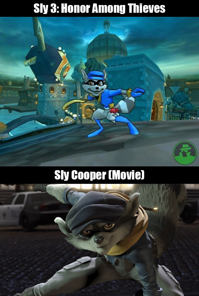 sly cooper movie vegaloknowledge