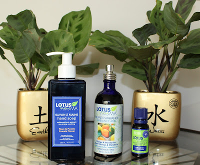 Lotus Aroma Home Essentials