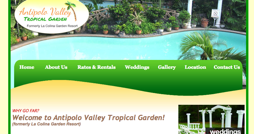 Garden City Jeep >> Resorts in Rizal (Philippines): Antipolo Valley Tropical ...