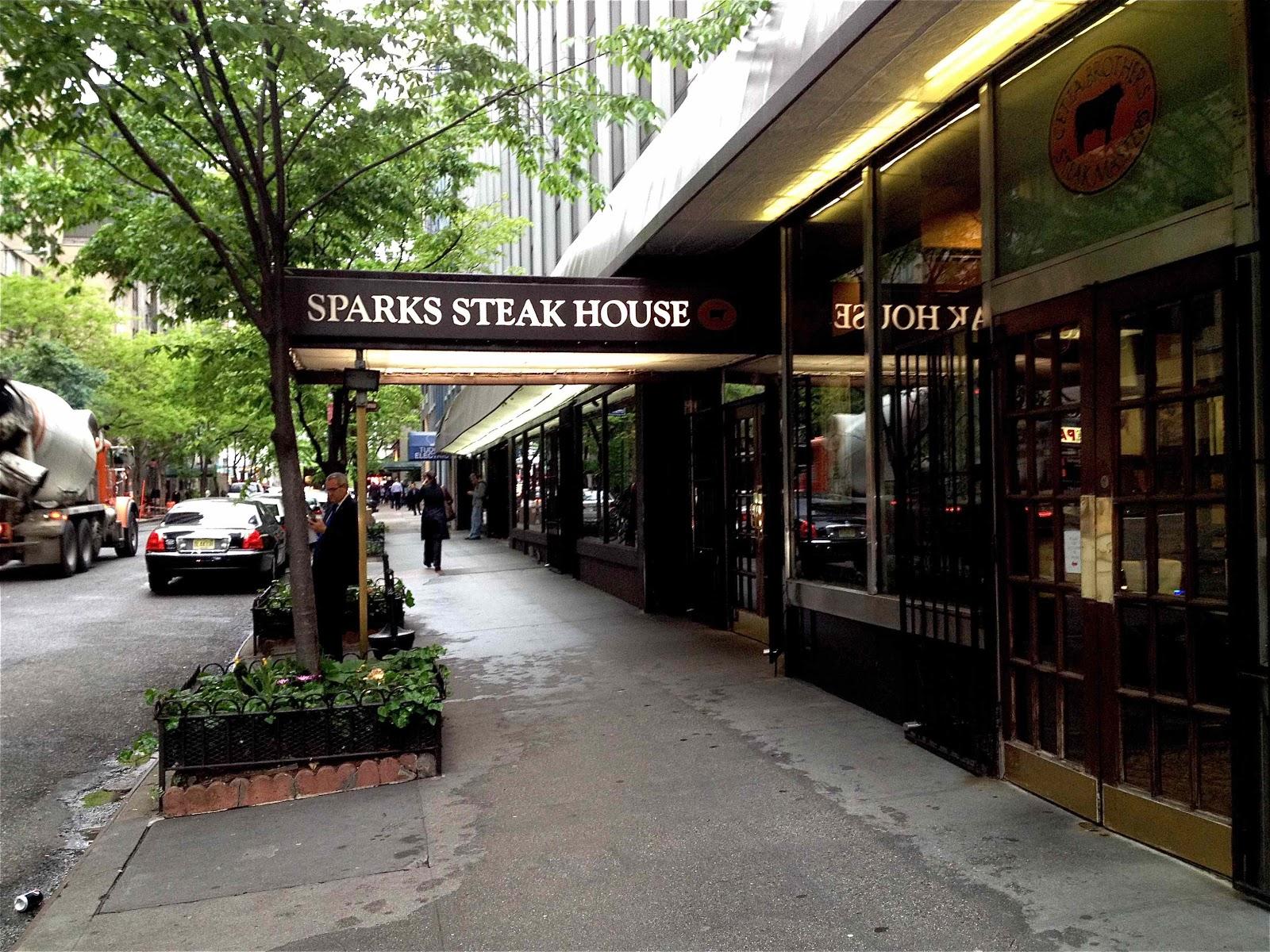 Image result for sparks steakhouse