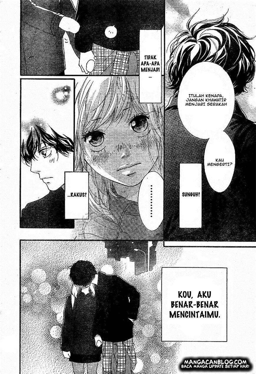 Ao Haru Ride Chapter 47-43