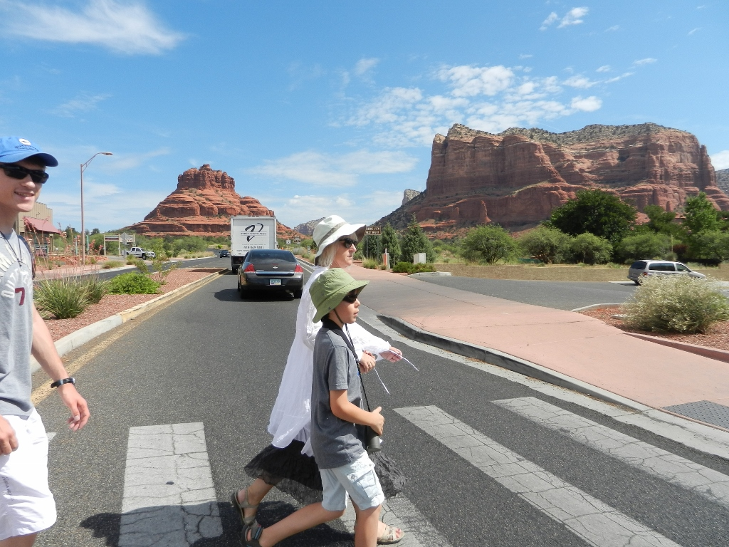 Sugarloaf Road Sedona Arizona