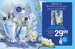 CATALOG Campania 1 AVON 16 ianuarie 2019 parfum perceive