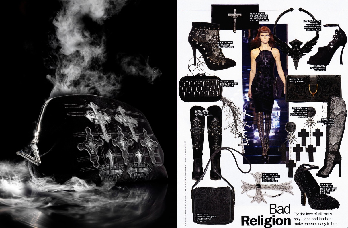 Teens Joint How To Dress Gothic