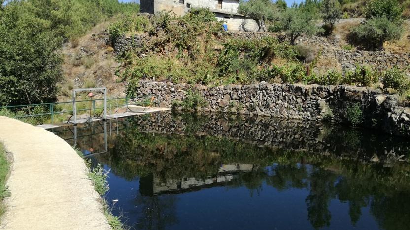 Piscina Fluvial de Lavacolhos