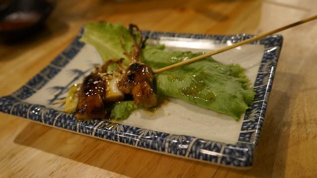Beef Enoki di Shinjuku Japanese Street Food Pontianak