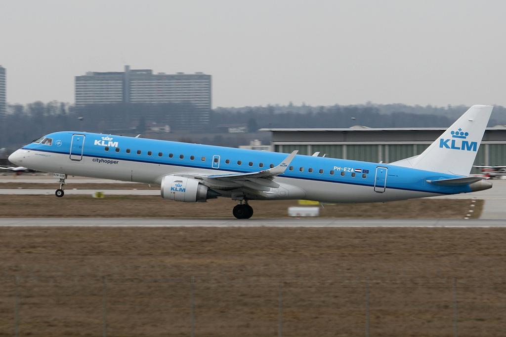 El sistema de aterrizaje autom tico en el e jet y sus for Oficinas de klm