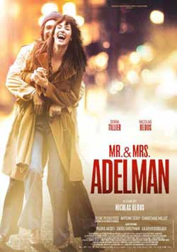 Mr & Mrs Adelman (2017)