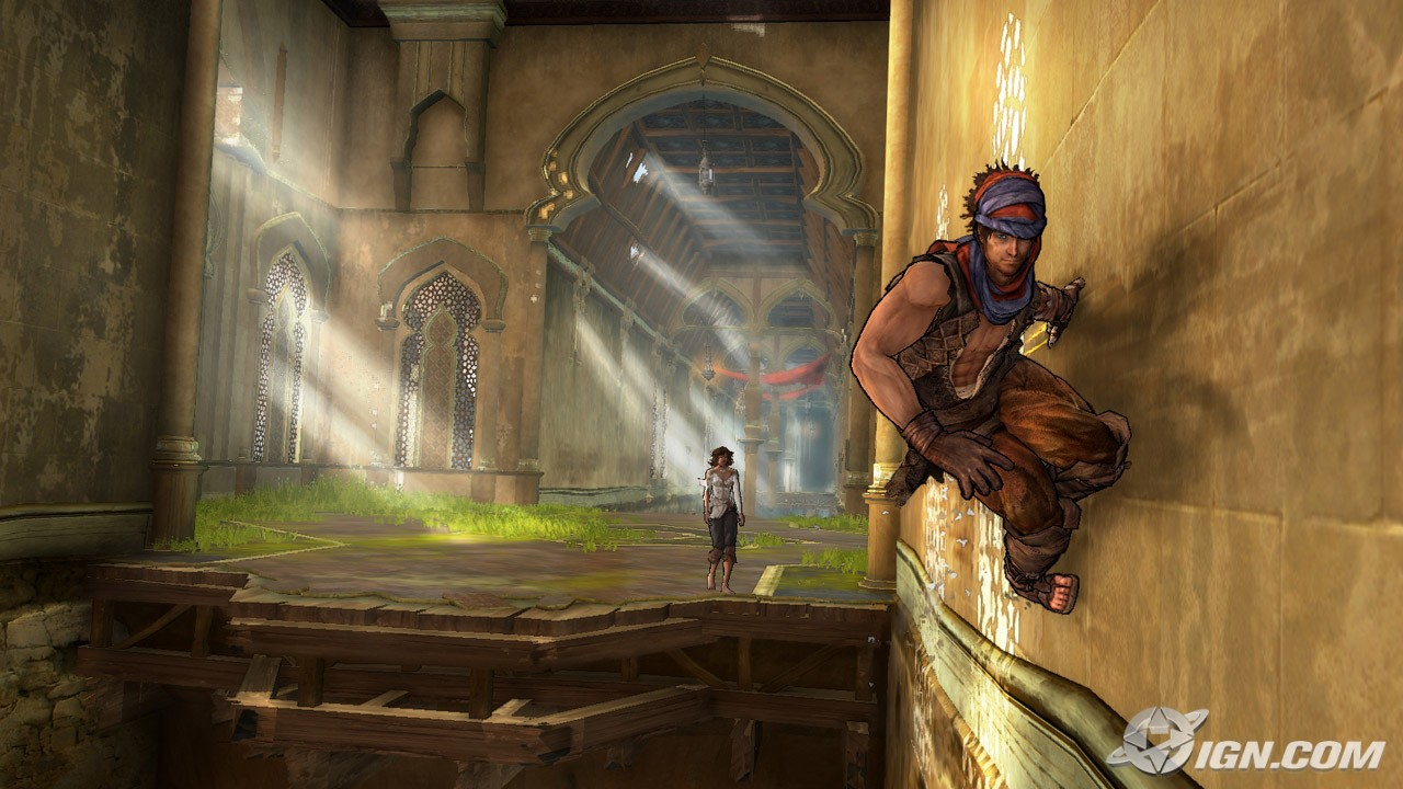 Prince of Persia - 2008 (Limited Edition) PC Game ...