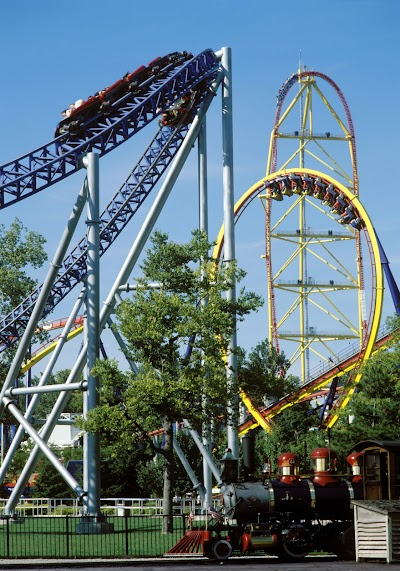 Camping at Cedar Point this weekend, just in time for Michigan Days ticket discounts