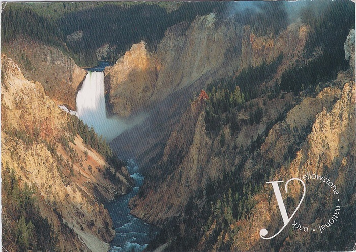 133. Yellowstone National Park