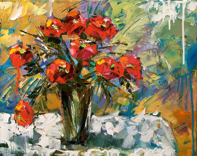 Debra Hurd Original Paintings AND Jazz Art: Still Life ...
