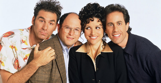 O legado de Seinfeld