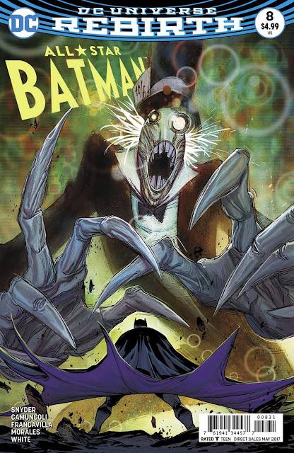 ALL-STAR BATMAN 8