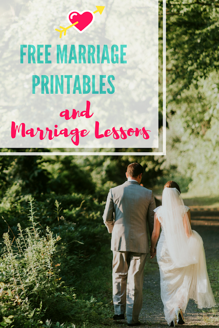 Printables, Marriage TIps, Relationships