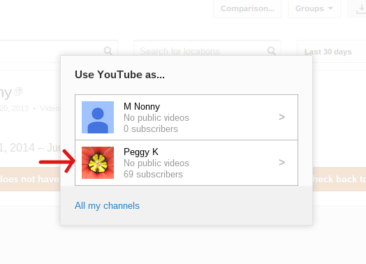 Google My Business for YouTube Creators