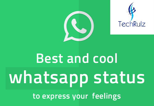 Cool Best Whatsapp Status 2015 Messages Quotes