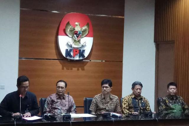 Inilah Kronologi OTT Politisi Golkar dan Ketua Pengadilan Tinggi Manado