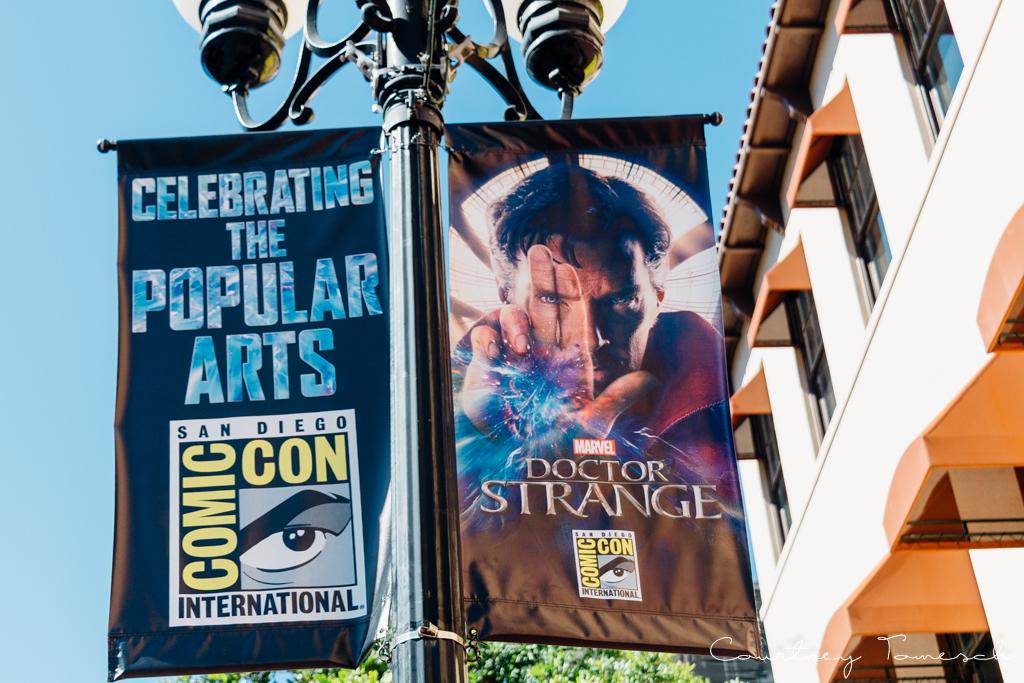 Courtney Tomesch San Diego Comic Con 2016