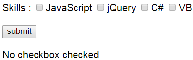 jquery get checked checkboxes values