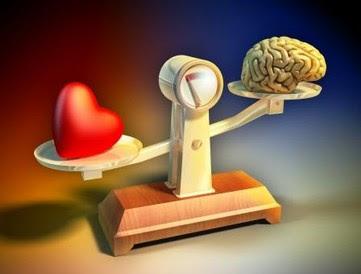 """Personas que """"piensan"""" con el corazón"""