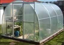 cara membuat green house menggunakan plastik