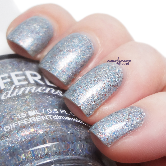 xoxoJen's swatch of Different Dimension Heaven From Hell